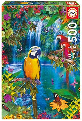 "Pusle ""Bird Tropical Land"" 500 tk"