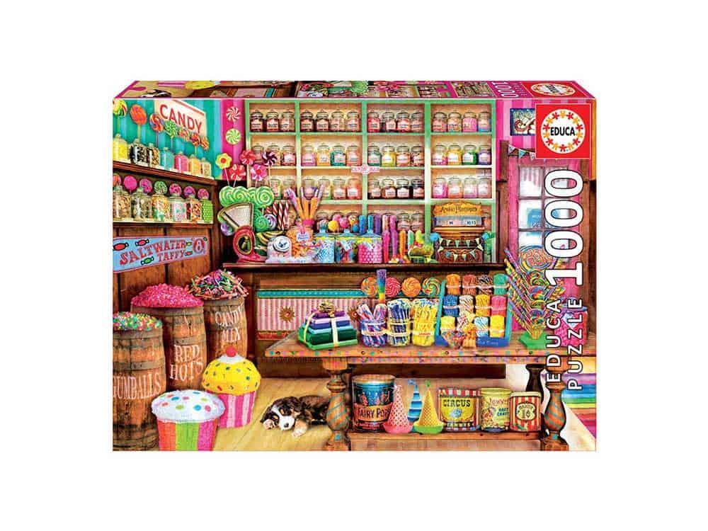 "Pusle ""Candy Shop"" 1000 tk"