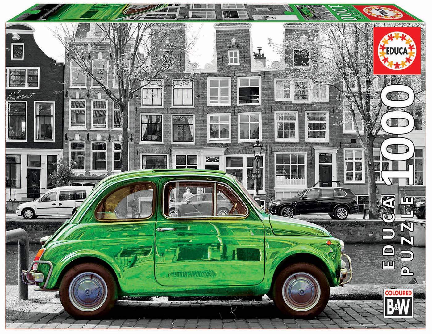 """Pusle """"Car in Amsterdam"""" 1000 tk"""