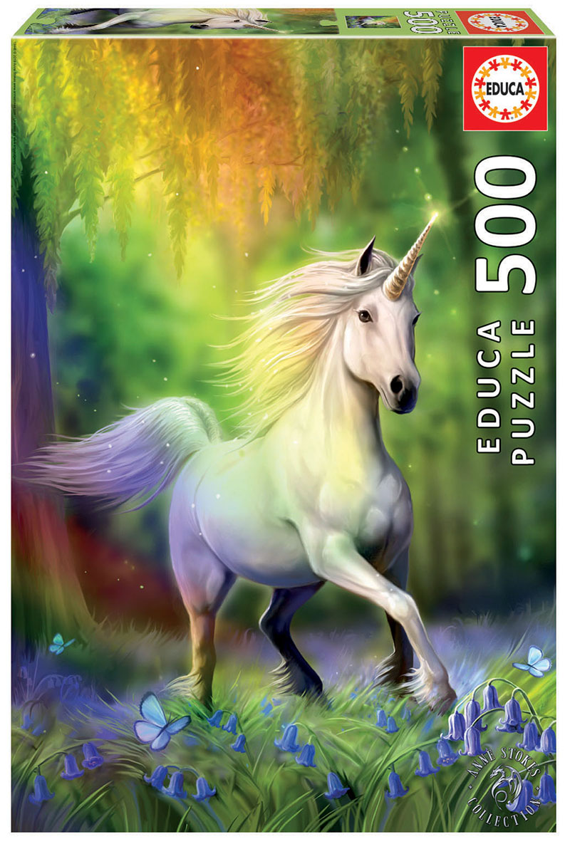 """Pusle """"Chase the Rainbow, Anne Stokes"""" 500 tk"""