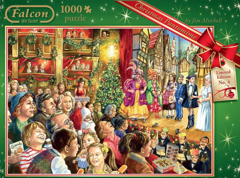 "Pusle ""Christmas Pantomime"" 1000 tk"