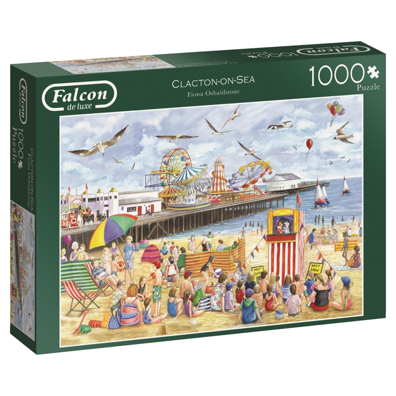 """Pusle """"Clacton-on-Sea"""" 1000 tk"""