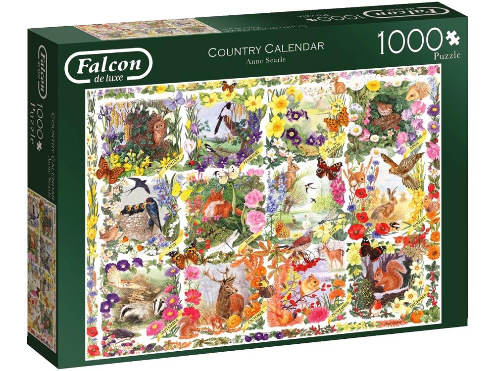 "Pusle ""Country Calendar"" 1000 tk"