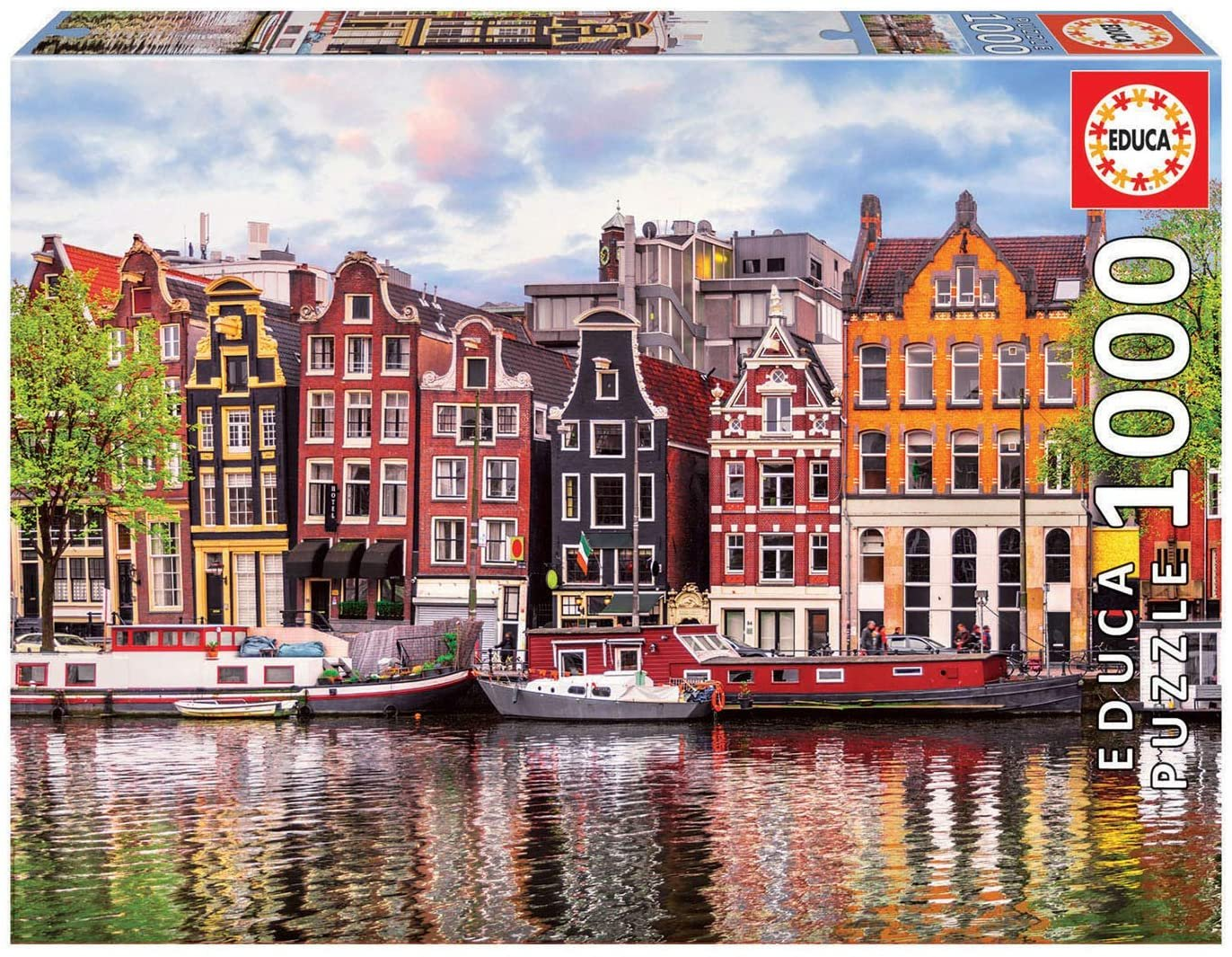 "Pusle ""Dancing House, Amsterdam"" 1000 tk"