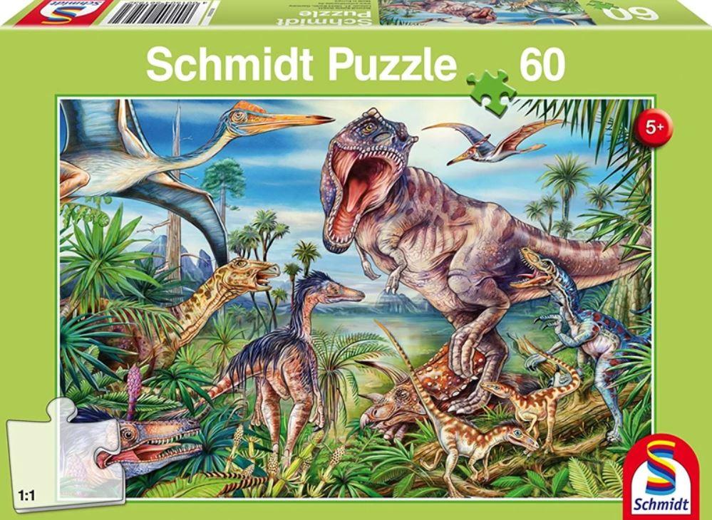 Pusle ''Dinosaurustega koos'' 60tk