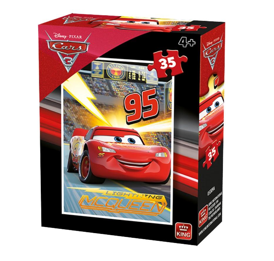 Pusle ''Disney Cars'' 35 tk