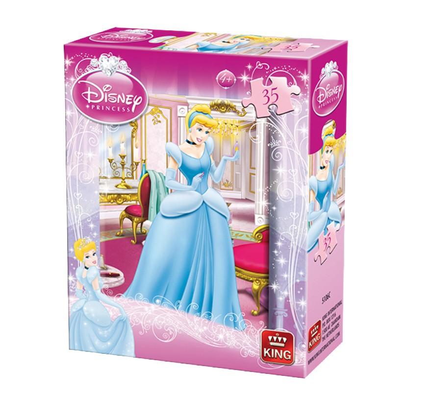 Pusle ''Disney Princess'' 35 tk