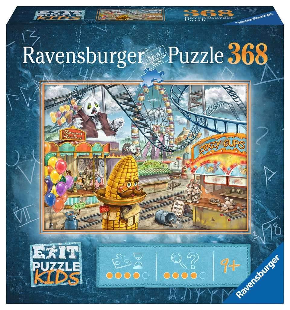 """Pusle """"Escape: Amusement Park Plight"""" KIDS 368tk"""