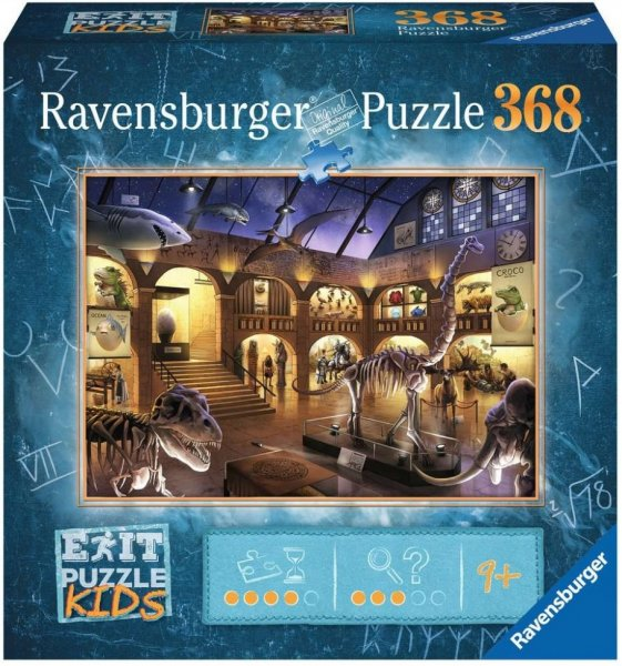 "Pusle ""Escape: Museum Mysteries"" KIDS 368tk"