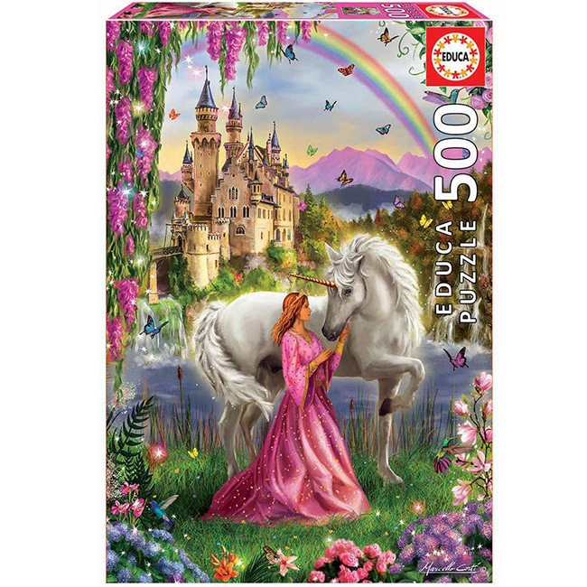 "Pusle ""Fairy and Unicorn"" 500 tk"