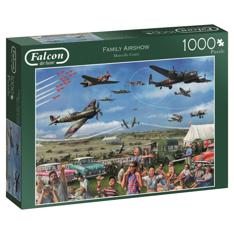 "Pusle ""Family Airshow"" 1000 tk"