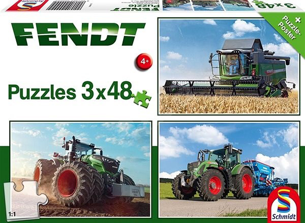 Pusle ''Fend Traktorid'' 3x48tk