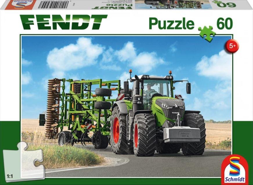 Pusle ''Fendt 1050 Vario Traktor'' 60 tk