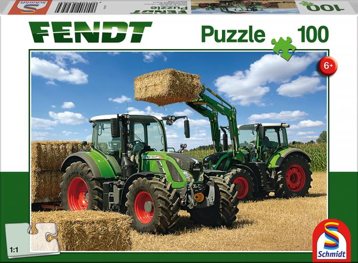Pusle ''Fendt Traktorid'' 100tk