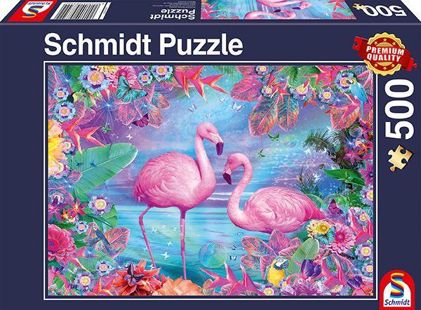 "Pusle ""Flamingos"" 500 tk"
