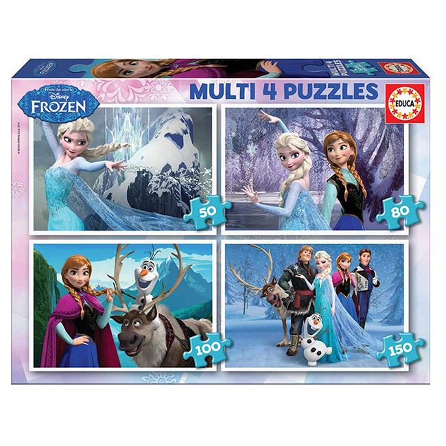 """Pusle """"Frozen"""" 4in1"""