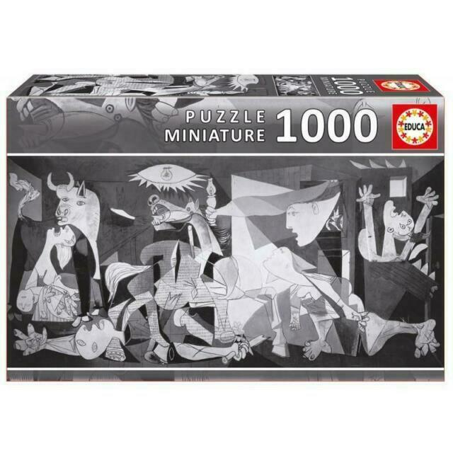 """Pusle """"Guernica, P. Picasso"""" 1000 tk"""