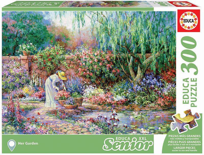 """Pusle """"Her Garden"""" XXL 300 tk"""