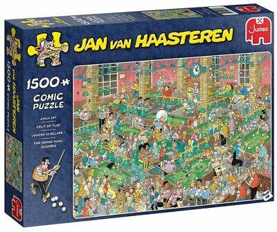 Pusle ''Jan van Haasteren - Chalk Up!'' - 1500tk