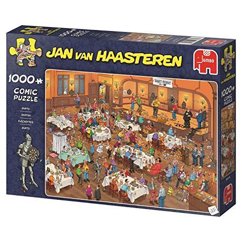 Pusle ''Jan van Haasteren - Darts'' - 1000tk