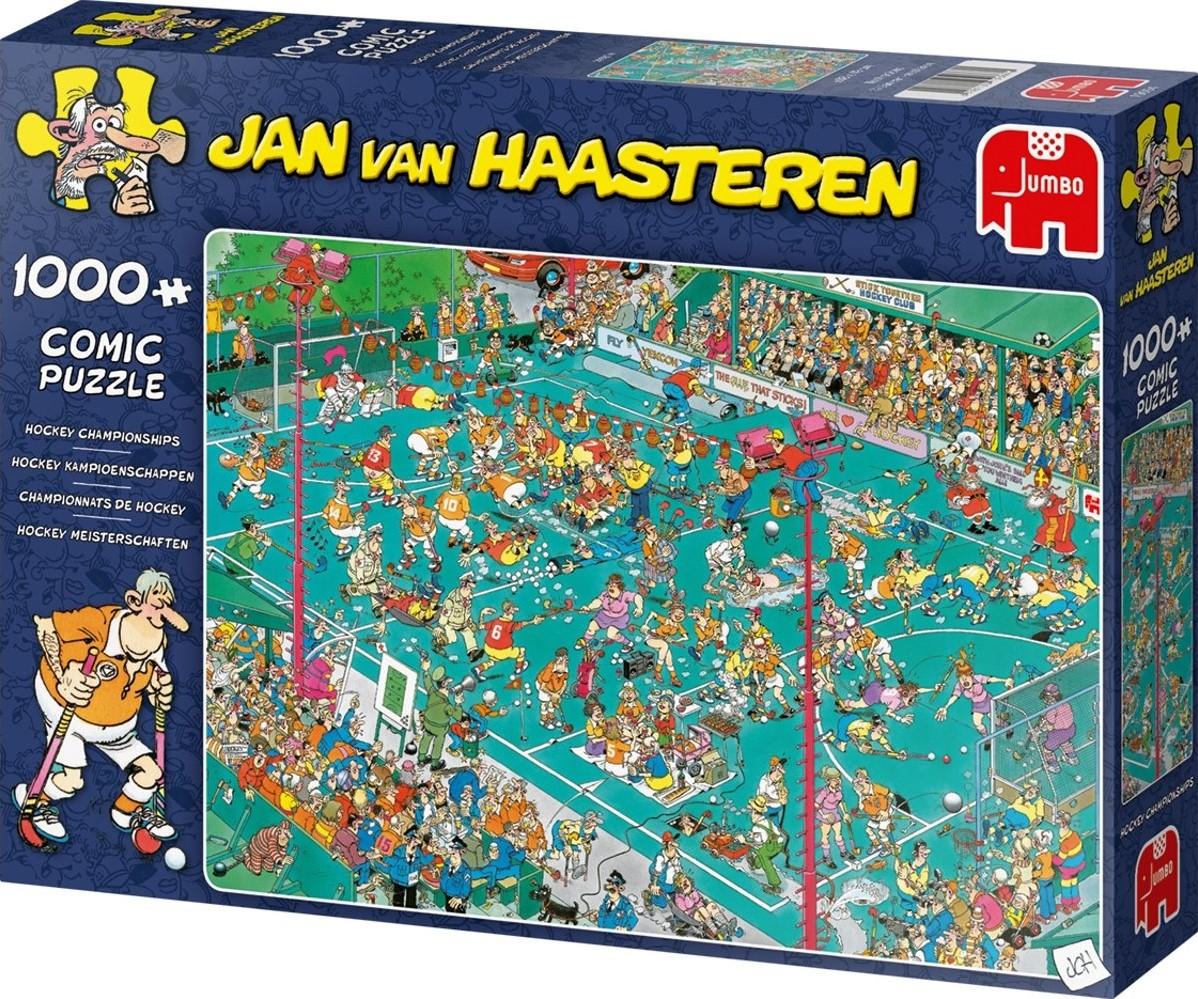 Pusle ''Jan van Haasteren - Hockey Championships'' - 1000tk