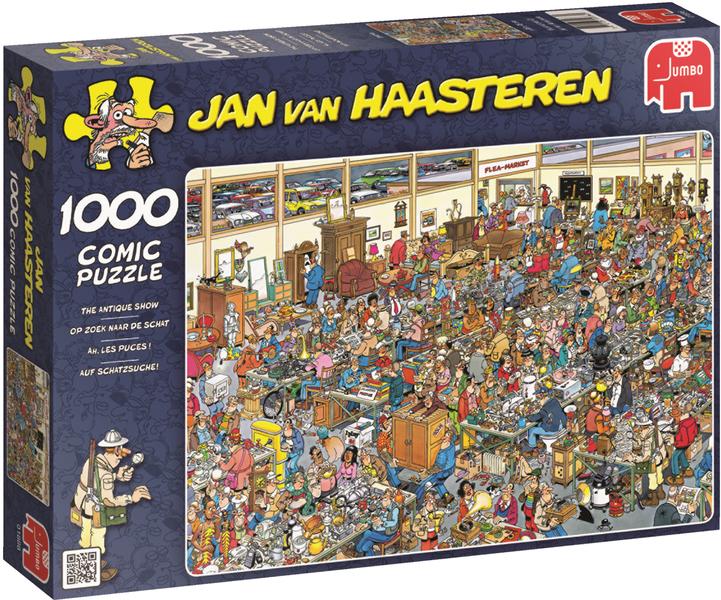 Pusle ''Jan van Haasteren - The Anitque Show ''1000tk