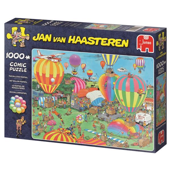 Pusle ''Jan van Haasteren - The Balloon Festival'' - 1000tk
