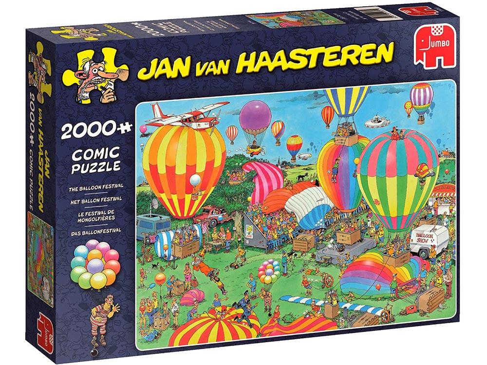 Pusle ''Jan van Haasteren - The Balloon Festival'' - 2000tk