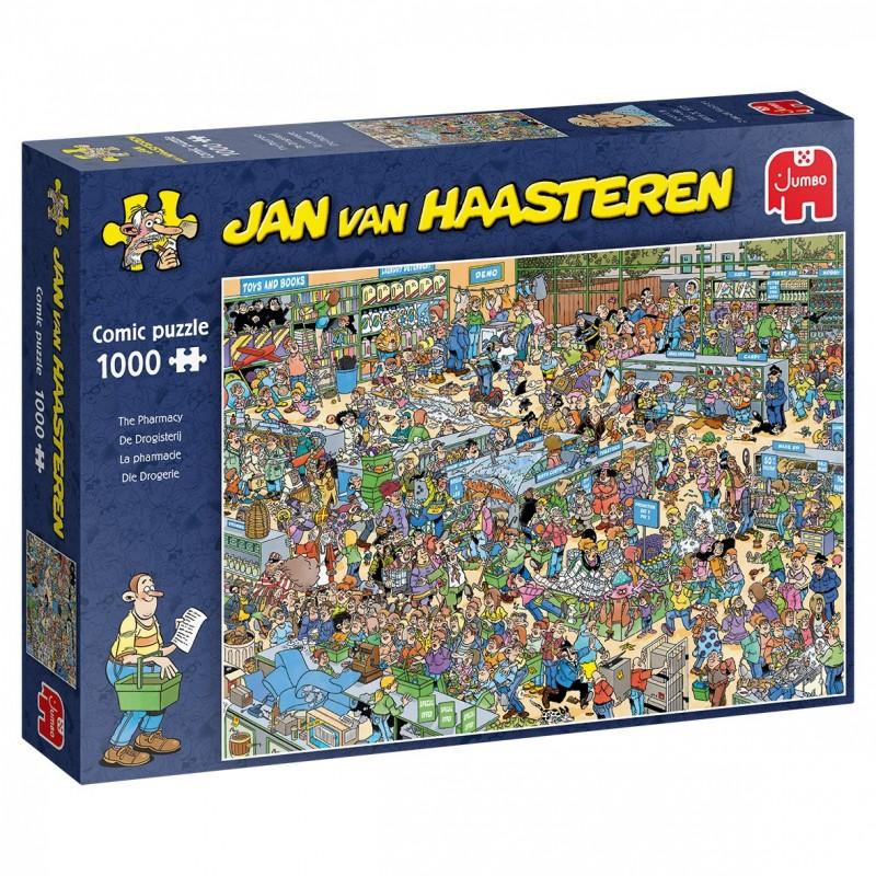 Pusle ''Jan van Haasteren - The Pharmacy'' - 1000tk