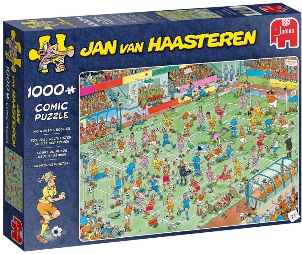 Pusle ''Jan van Haasteren - Womens Soccer'' - 1000tk