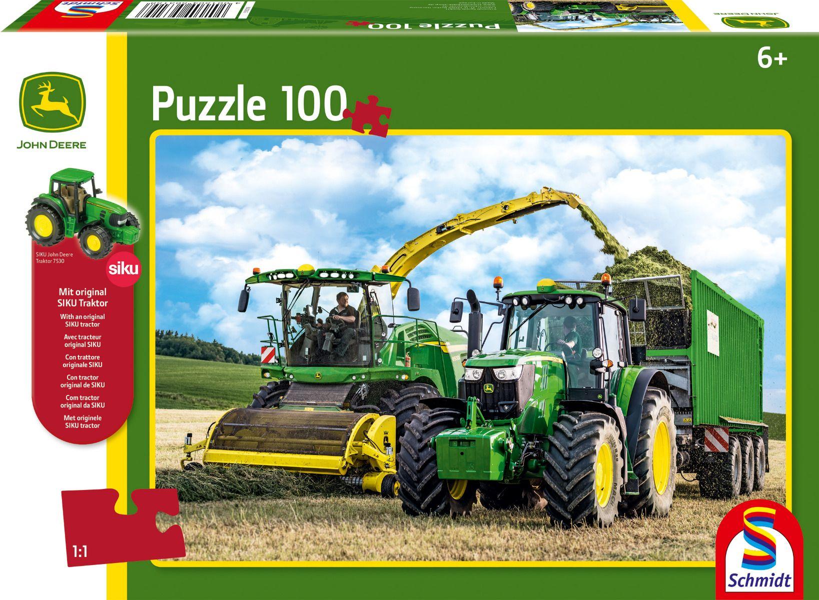"""Pusle """"John Deere 6195M and 8500i"""" 100 tk"""