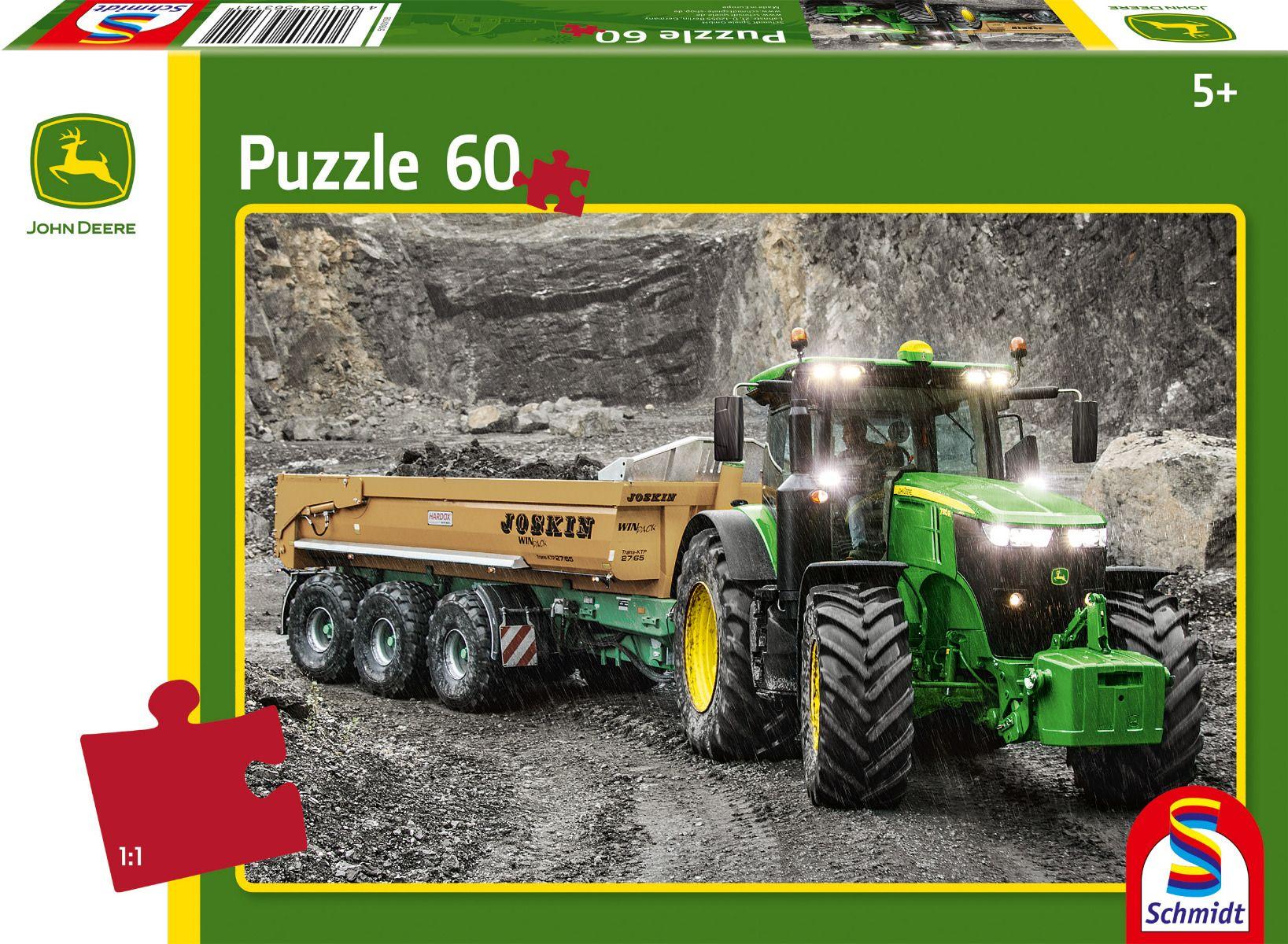 John Deere Tractor 7310R, 60 pcs