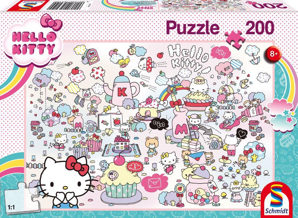 "Pusle ""Kitty's World"" 200 tk"