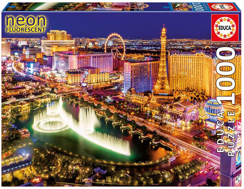 """Pusle """"Las Vegas Neon"""" 1000 tk"""