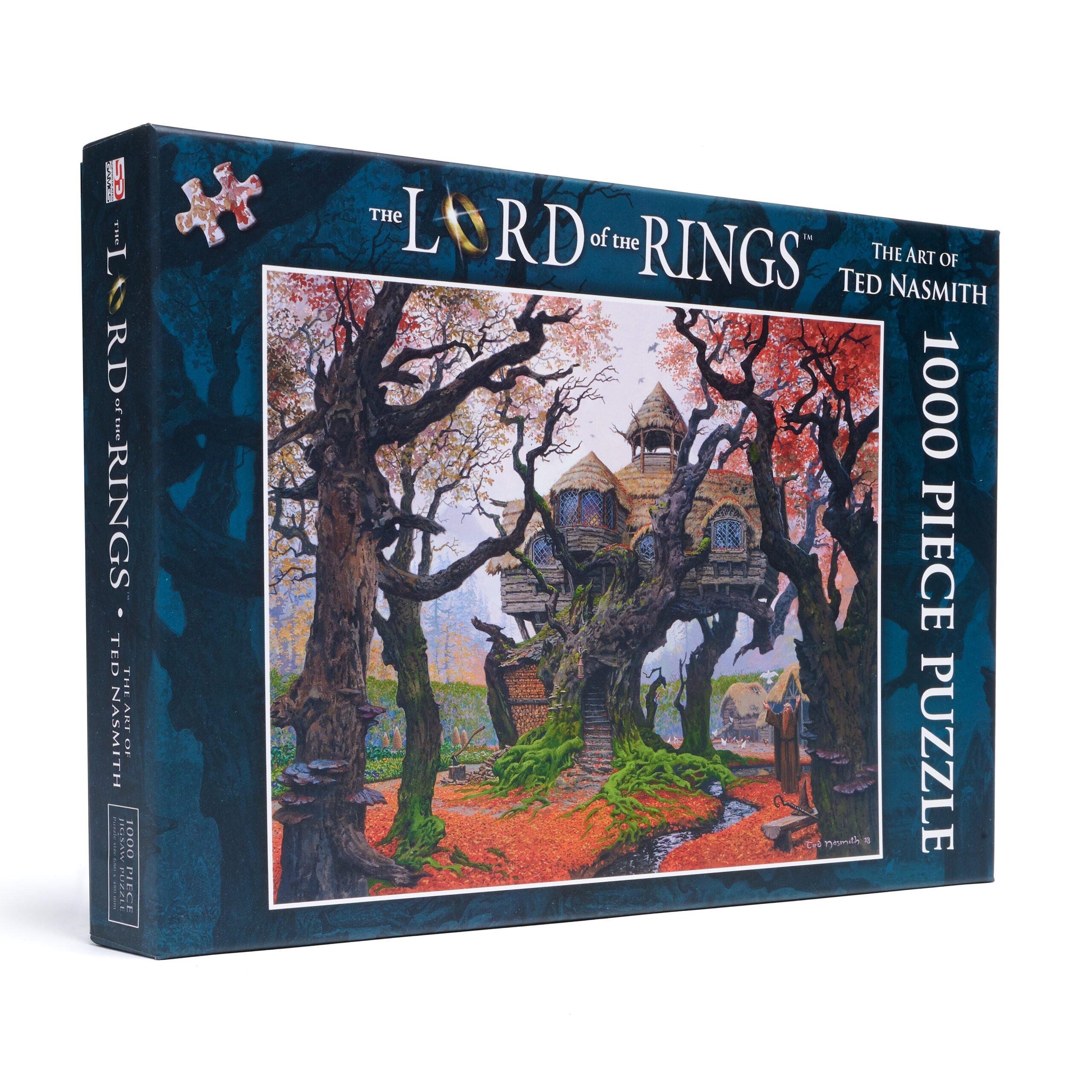 """Pusle """"Lord of The Rings: Rhosgobel"""" 1000 tk"""