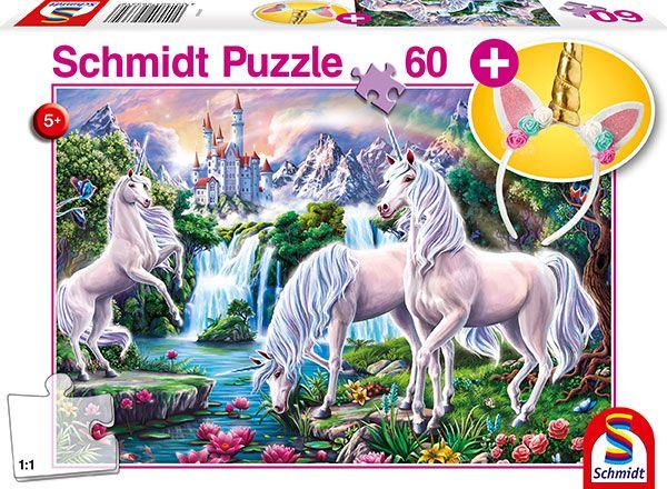 Magnificent unicorns (alice band), 60 pc