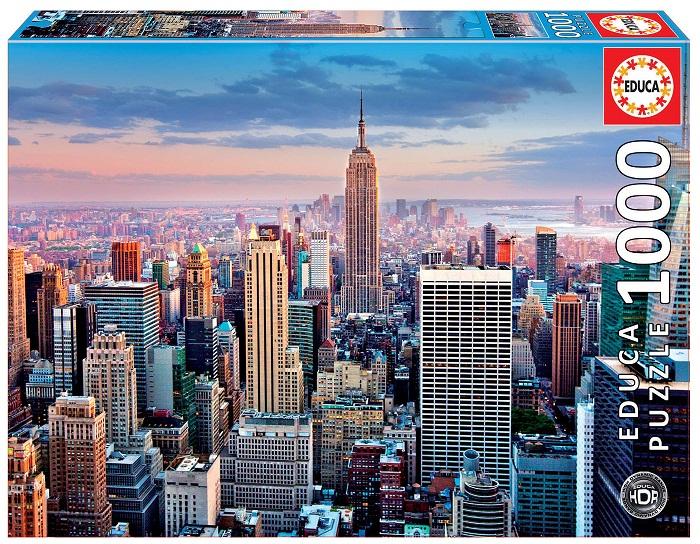 Pusle ''Manhattan, New York'' 1000tk