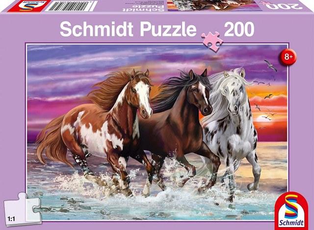 "Pusle ""Metsikute hobuste trio"" 200 tk"