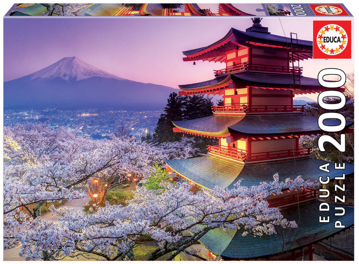 "Pusle ""Mount Fuji Japan"" 2000 tk"