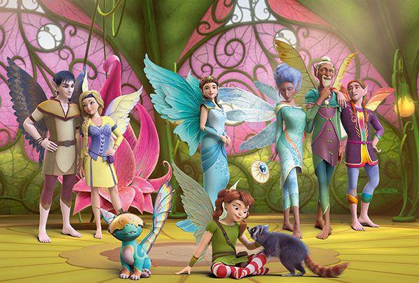 Queen Eleya and her friends, 100 pcs