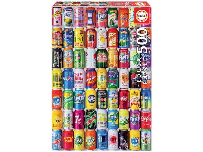 "Pusle ""Soft Cans"" 500 tk"