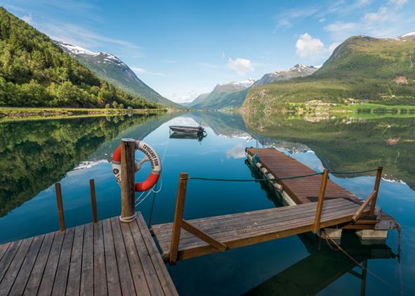 """Pusle """"Styrn, Norway"""" 1000 tk"""