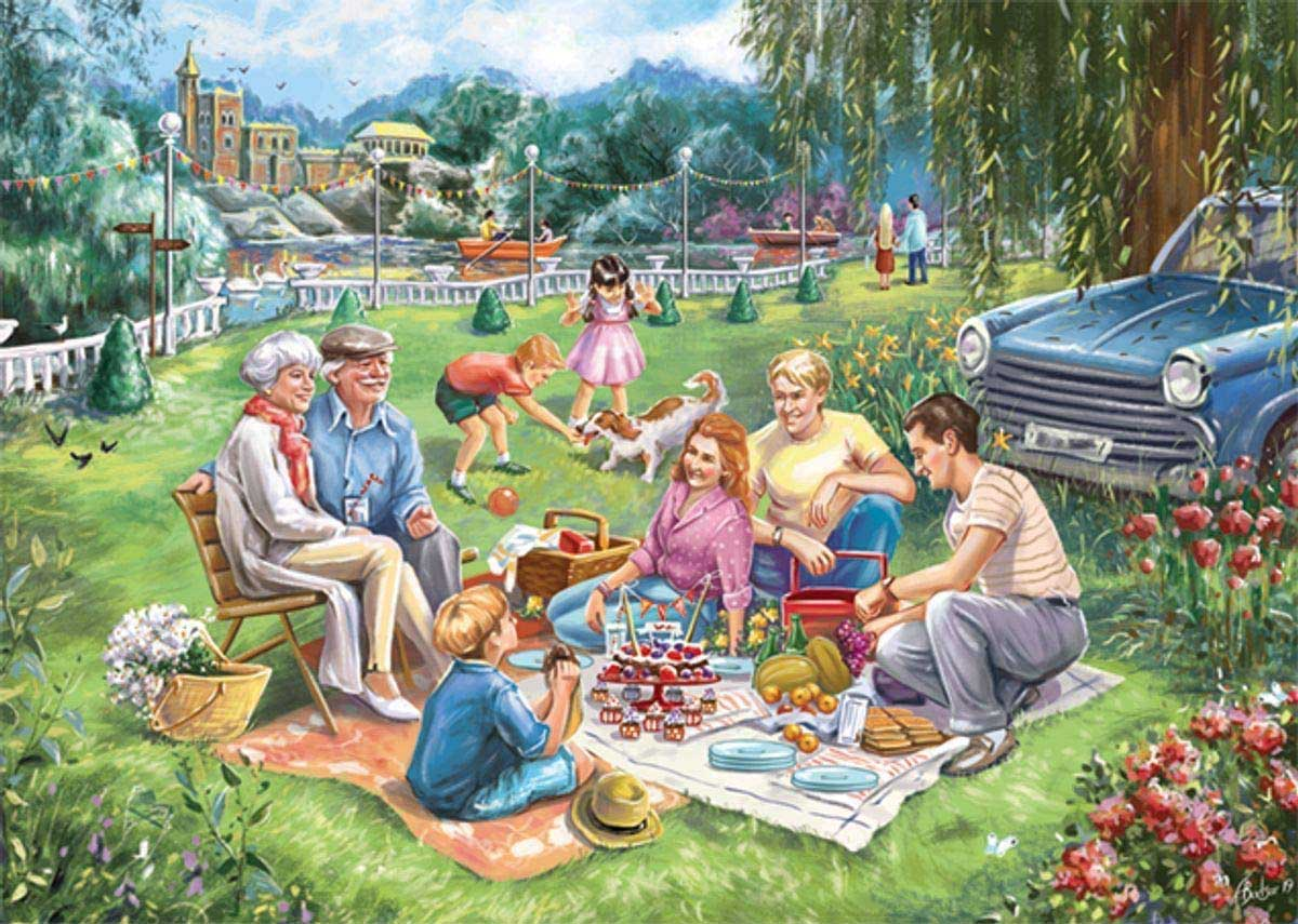 Pusle ''Sünnipäeva piknik'' 1000tk