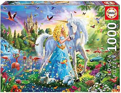 "Pusle ""The Princess & Unicorn"" 1000 tk"