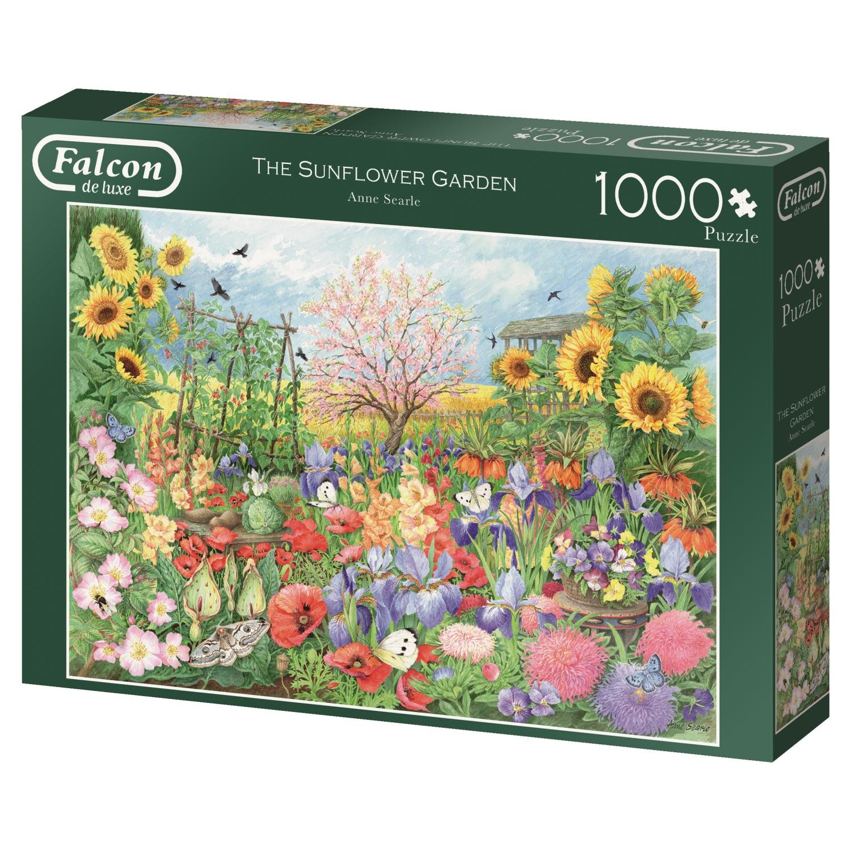 "Pusle ""The Sunflower Garden"" 1000 tk"