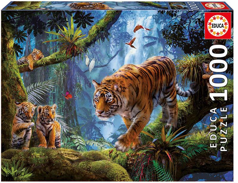 """Pusle """"Tigers on the Tree"""" 1000 tk"""