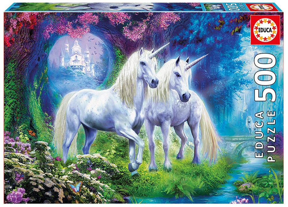 """Pusle """"Unicorns in the Forest"""" 500 tk"""