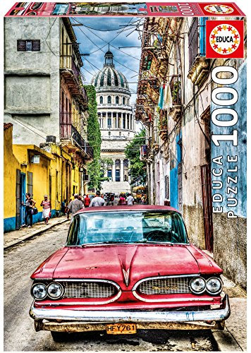 "Pusle ""VINTAGE CAR IN OLD HAVANA"" 1000 tk"