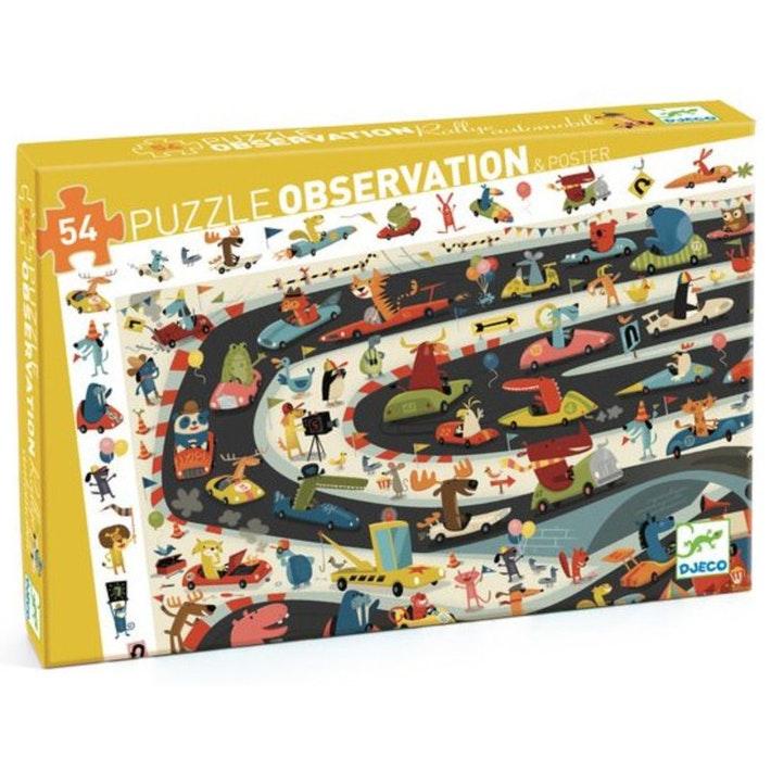 Pusle Võidusõit - Observation puzzles