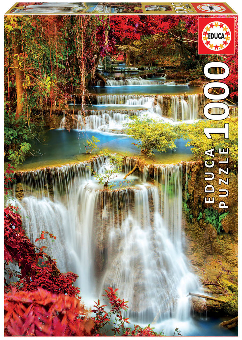 "Pusle ""WATERFALL IN DEEP FOREST"" 1000 tk"